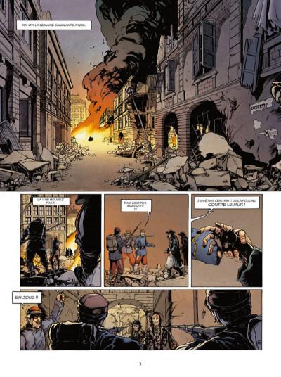 Page 1 L'Homme de l'année Tome 5 - 1871 - L'un des héros de la commune de Paris