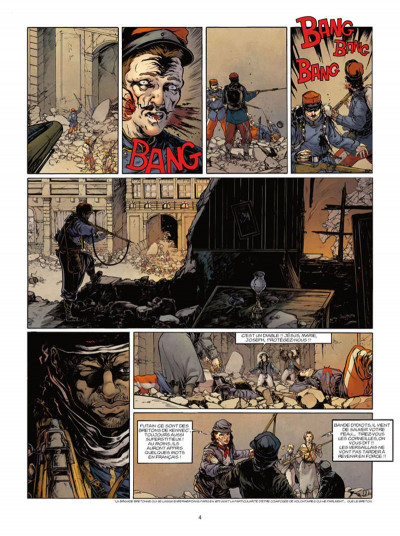 Page 2 L'Homme de l'année Tome 5 - 1871 - L'un des héros de la commune de Paris
