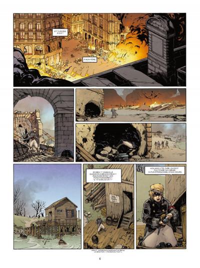 Page 4 L'Homme de l'année Tome 5 - 1871 - L'un des héros de la commune de Paris