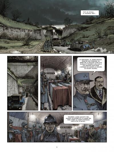 Page 1 L'homme de l'année tome 1