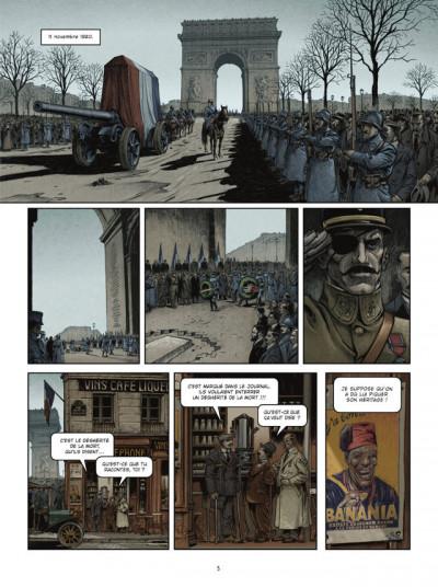 Page 3 L'homme de l'année tome 1