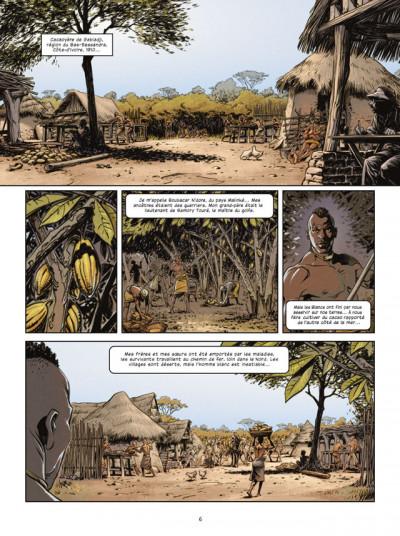 Page 4 L'homme de l'année tome 1