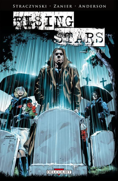 Couverture Rising stars tome 2