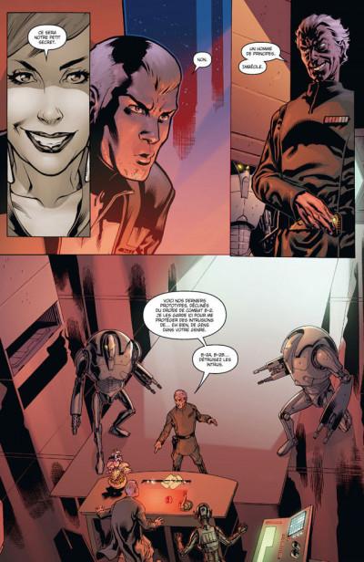Page 4 Star Wars - agent de l'empire tome 1 - projet éclipse