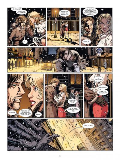 Page 3 masqué tome 3 - chimères et gargouilles