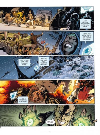 Page 3 masqué tome 4 - le préfet spécial