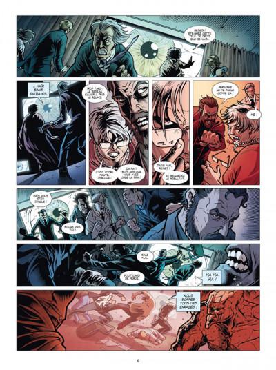 Page 4 masqué tome 4 - le préfet spécial