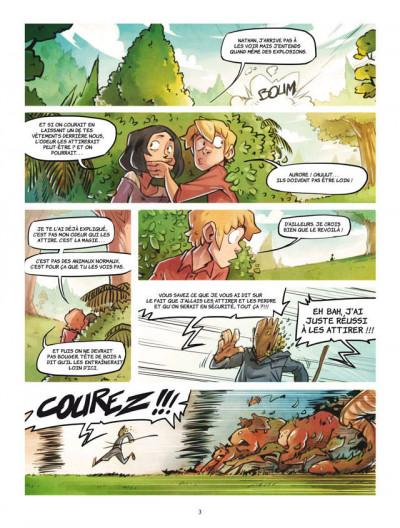 Page 1 powa tome 4 - love