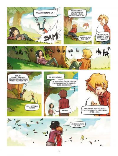Page 3 powa tome 4 - love