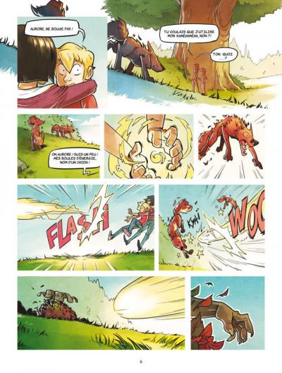 Page 4 powa tome 4 - love