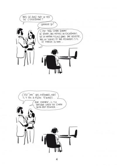 Page 2 Bastien Vivès tome 6 - la bande dessinée