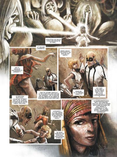 Page 2 showman killer tome 3 - la femme invisible