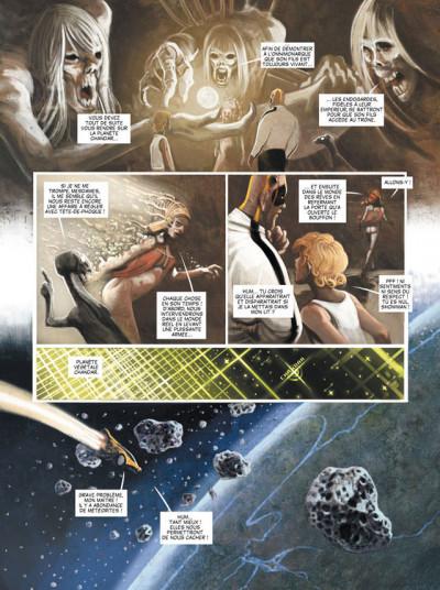 Page 3 showman killer tome 3 - la femme invisible