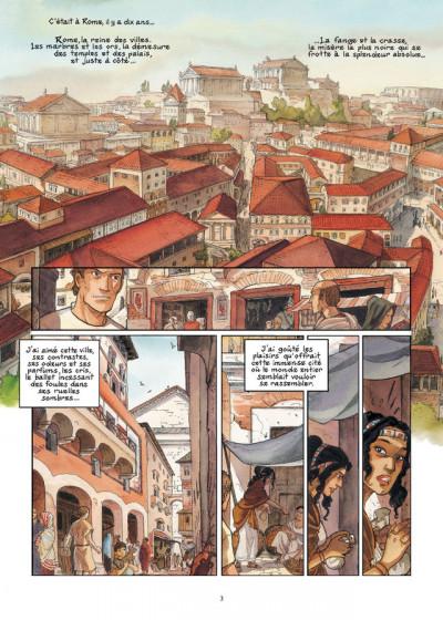 Page 1 les ombres du Styx tome 2 - vox populi