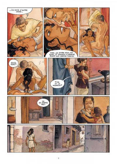 Page 3 les ombres du Styx tome 2 - vox populi