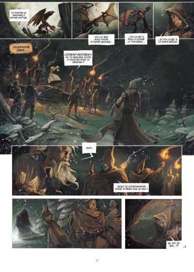 Page 1 la licorne - intégrale tome 1 à tome 4