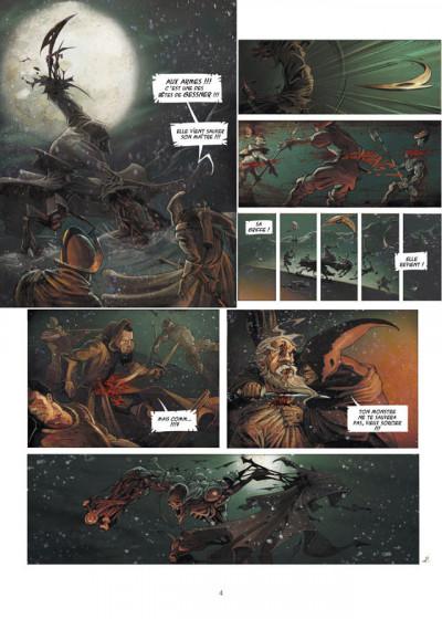 Page 2 la licorne - intégrale tome 1 à tome 4