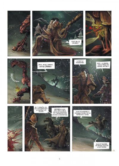 Page 3 la licorne - intégrale tome 1 à tome 4