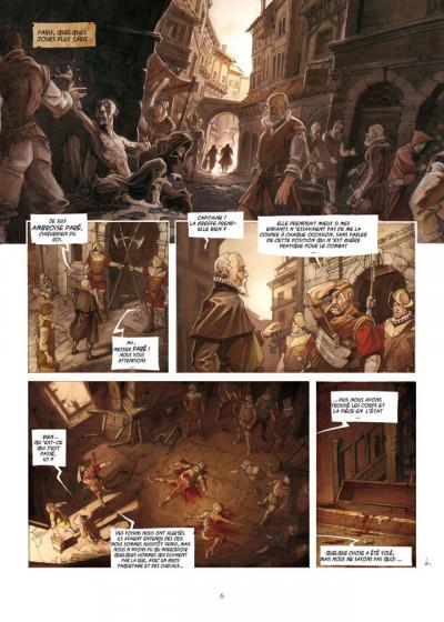 Page 4 la licorne - intégrale tome 1 à tome 4