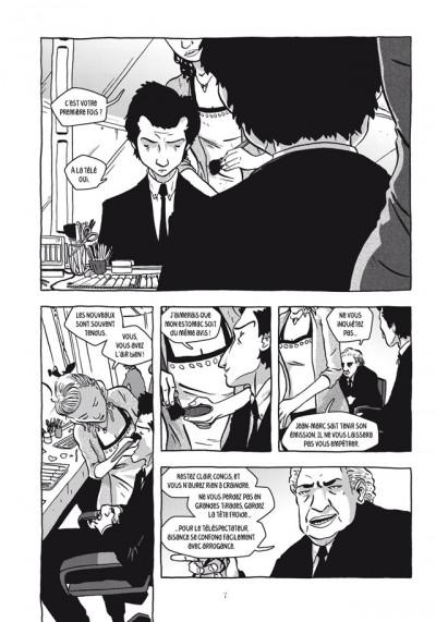 Page 1 big crunch tome 2 - de nouveaux héros