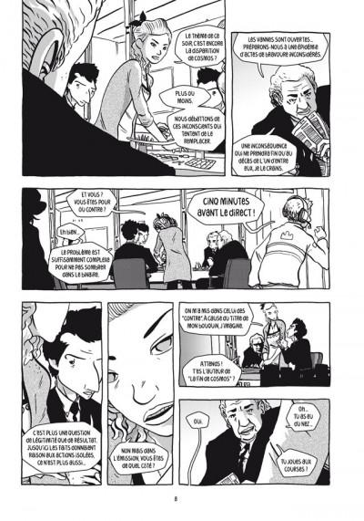Page 2 big crunch tome 2 - de nouveaux héros