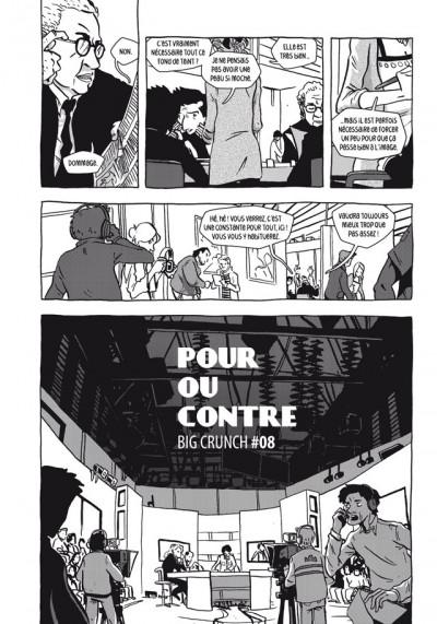 Page 3 big crunch tome 2 - de nouveaux héros