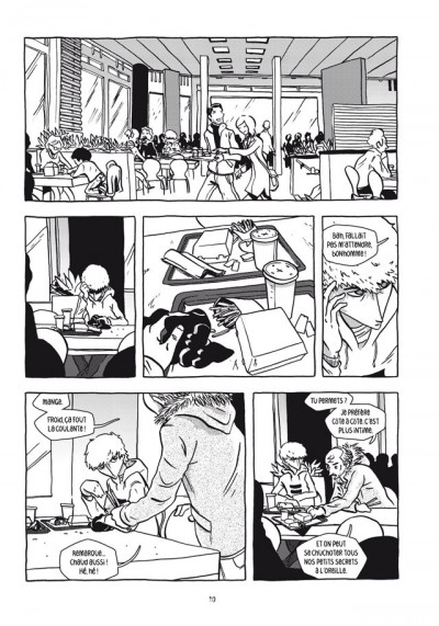 Page 4 big crunch tome 2 - de nouveaux héros