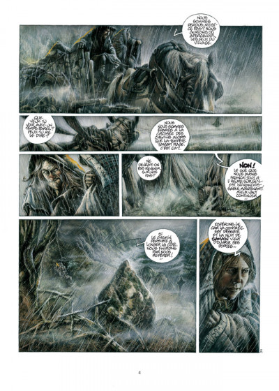 Page 2 korrigans ; intégrale
