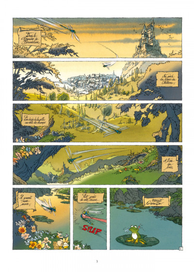 Page 1 Garulfo - intégrale tome 1 à tome 2