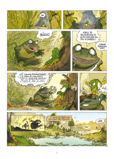 Page 3 Garulfo - intégrale tome 1 à tome 2