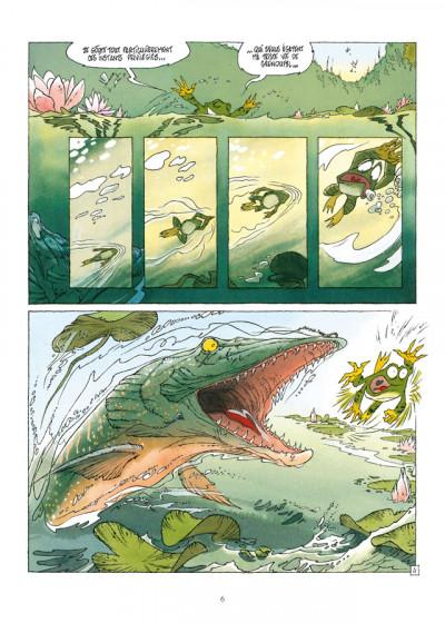 Page 4 Garulfo - intégrale tome 1 à tome 2