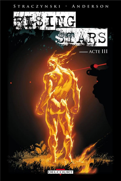 Couverture rising stars T.3