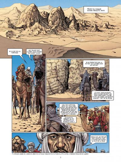 Page 1 Le grand jeu tome 6 - Antinéa