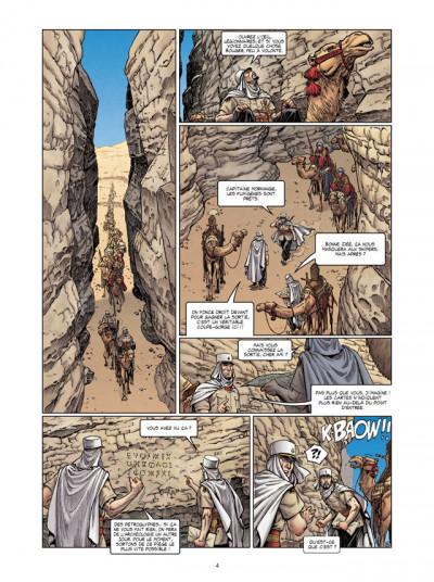 Page 2 Le grand jeu tome 6 - Antinéa
