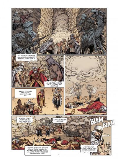 Page 3 Le grand jeu tome 6 - Antinéa