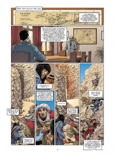 Page 4 Le grand jeu tome 6 - Antinéa