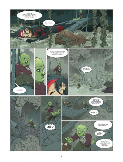 Page 4 ashrel tome 4 - cercle noir