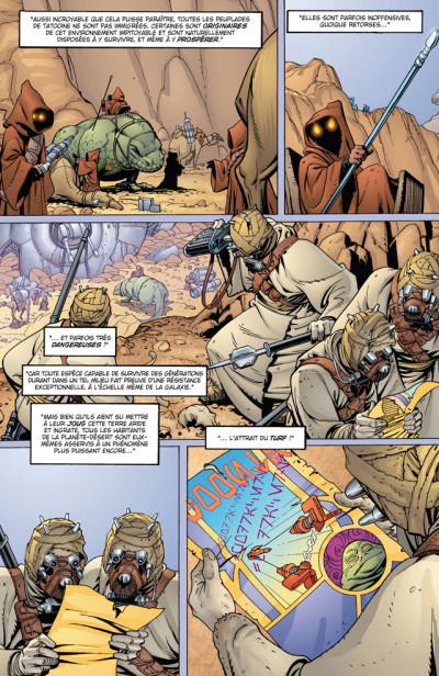 Page 2 Star Wars ; épisode I ; révélations