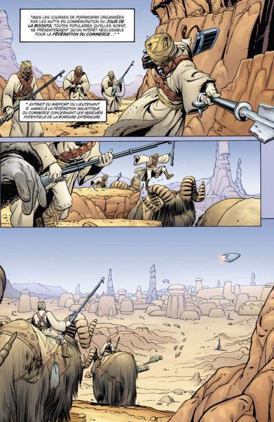 Page 3 Star Wars ; épisode I ; révélations