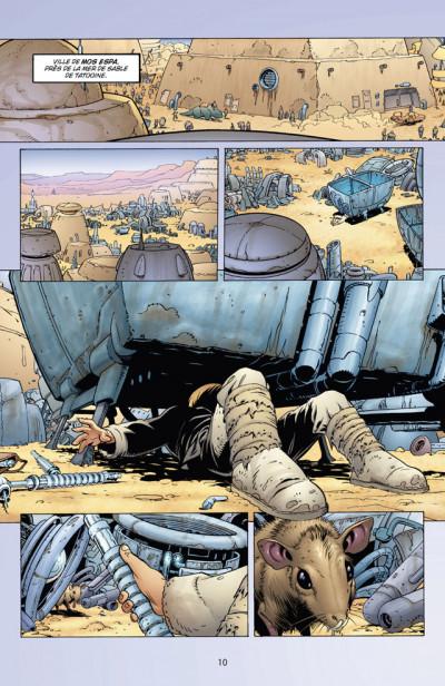 Page 4 Star Wars ; épisode I ; révélations