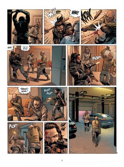 Page 4 Le chant des stryges tome 15