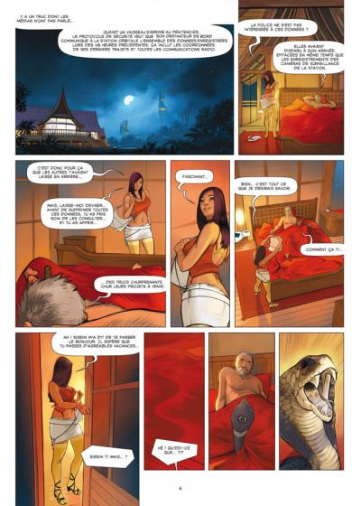 Page 2 Aquablue tome 13