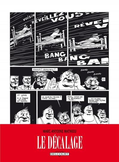 Couverture Julius Corentin Acquefacques tome 6 - Le Décalage