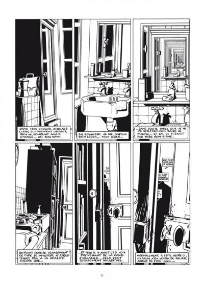 Page 1 Julius Corentin Acquefacques tome 6 - Le Décalage