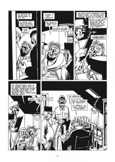 Page 2 Julius Corentin Acquefacques tome 6 - Le Décalage