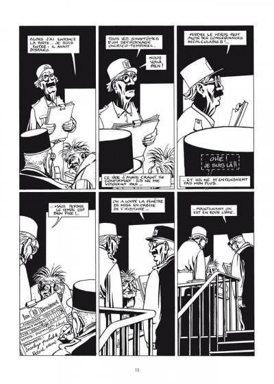 Page 3 Julius Corentin Acquefacques tome 6 - Le Décalage