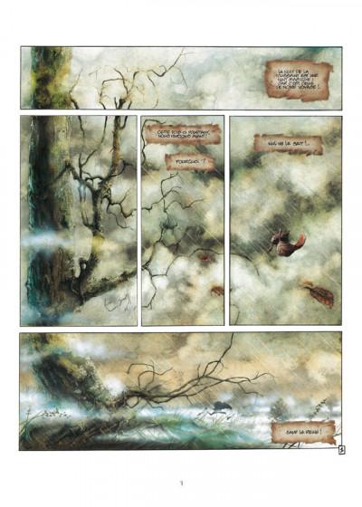 Page 1 La graine de folie - intégrale tome 1 à tome 4