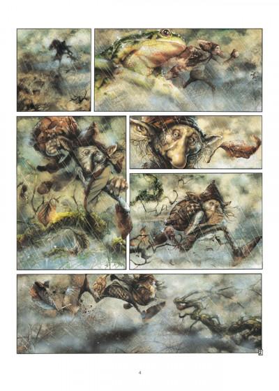 Page 2 La graine de folie - intégrale tome 1 à tome 4