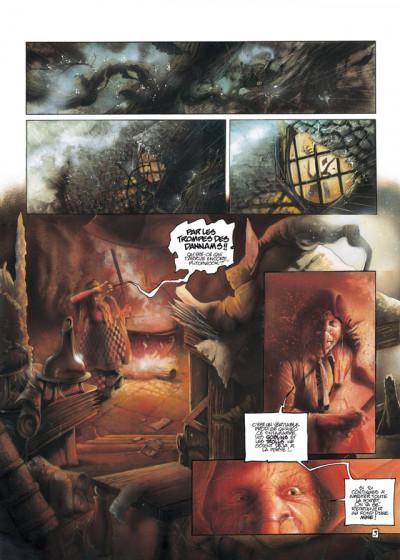 Page 3 La graine de folie - intégrale tome 1 à tome 4