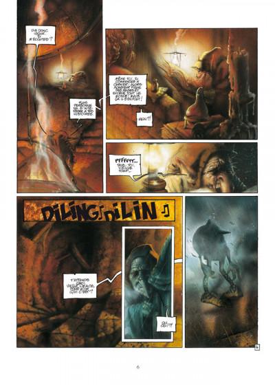 Page 4 La graine de folie - intégrale tome 1 à tome 4